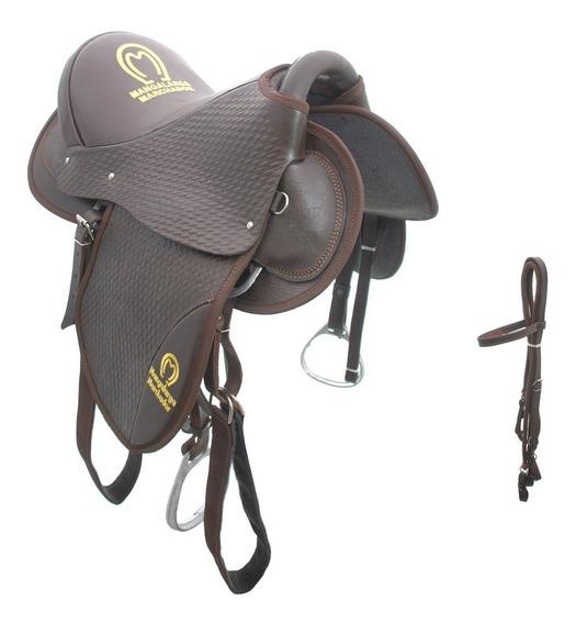 Sela Cavalo Australiana Tradicional 15 Promoção Imperdivel