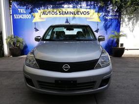 *nissan Tiida 1.8 Advance Sedan At 2017 Somos Agencia*
