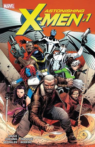 Astonishing X-men #1 (2017) Marvel