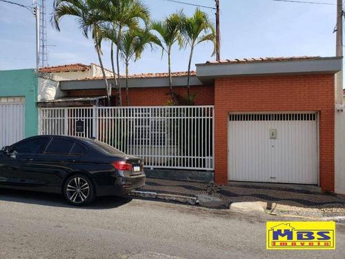 Imagem 1 de 22 de Centro (casa Para Venda) - Ca1445