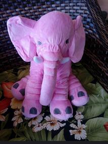 Elefante De Pelúcia Importado