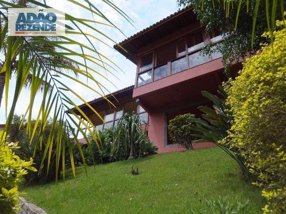 Casa Residencial À Venda, Parque Do Imbui, Teresópolis. - Ca0826