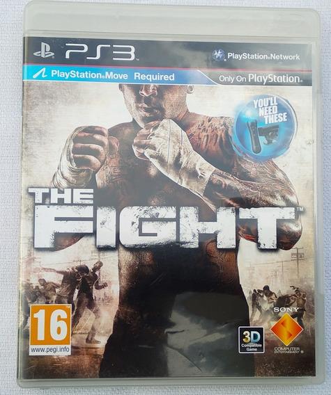 Jogo Ps3 The Fight Com Manual Veja Fotos Temos Varios