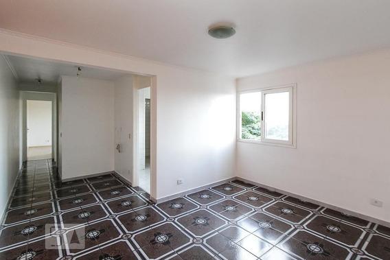 Apartamento No 5º Andar Com 2 Dormitórios E 1 Garagem - Id: 892961824 - 261824