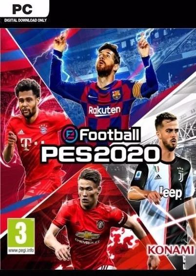 Efootball Pes 2020 Original Steam Offline