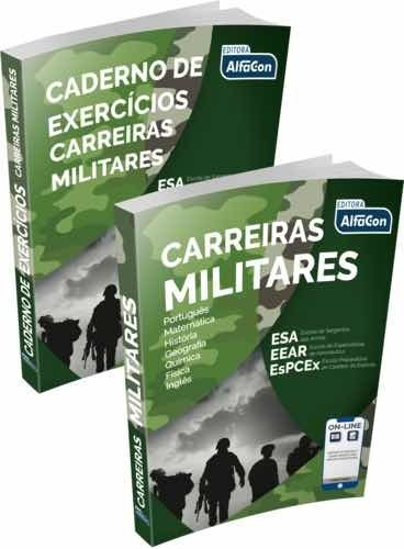 Apostila Carreiras Militares - Esa-eear-espcex 2020