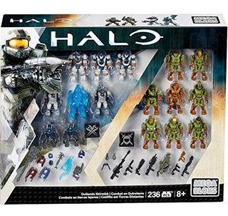 Mega Construx Halo Exclusive Outlands Skirmish Set (desconti