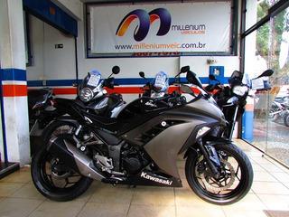 Kawasaki Ninja 300 Único Dono - 20 Mil Km - 2015 + Garantia!