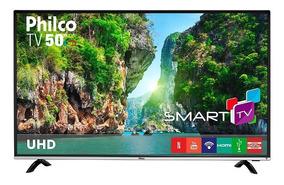 Smart Tv 50 Polegadas Philco 4k Uhd Ptv50f60sn