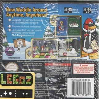 Legoz Zqz Club Penguin - Nds Ref - 102