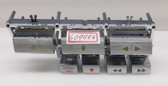 Teclado Painel Micro System Aiwa Nsx-t9 *609006