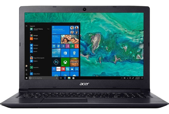 Notebook Intel Core I3 4gb 1tb Led Tela Acer Aspire