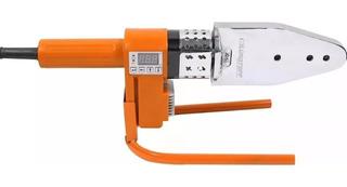 Termofusora Digital 800w Lusqtoff + 6 Boquillas Lft-6308d