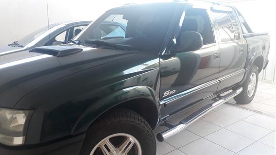 S10 2001 Cd 4x4 Diesel