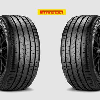 Paquete De 2 Llantas 225 45 18 Pirelli P7 Runflat