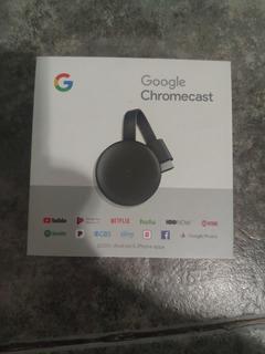 Caja Vacía Google Chromecast 3ra Generación