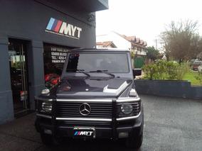 Mercedes Benz Clase G500