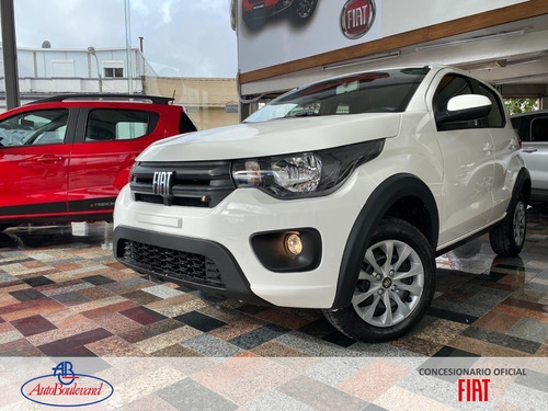 Imagen 1 de 12 de Fiat Mobi Like Plus 100% Financiado! Entrega Inmediata!