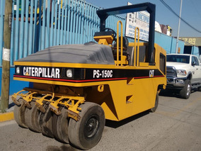 Compactador Neumatico Caterpillar Ps-150c