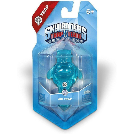 Skylanders Trap Team - Trap Crystal - Air Trap