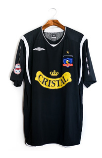 Camisa De Futebol Colo-colo 2008/09 Umbro Rodrigo Millar