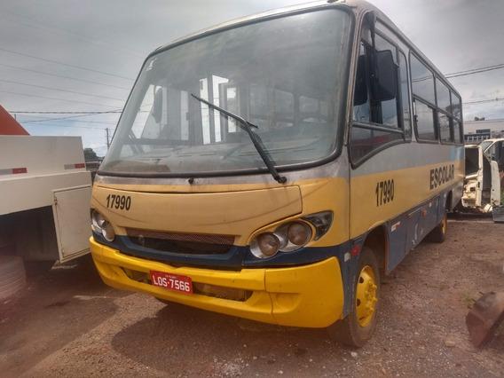 Cód. 164 Micro Ônibus Rural Urbano Ano 2003 26 Lugares