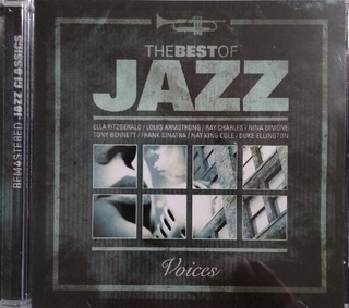 Jazz - The Best Of Jazzvoices - Cd Nuevo 15 Éxitos