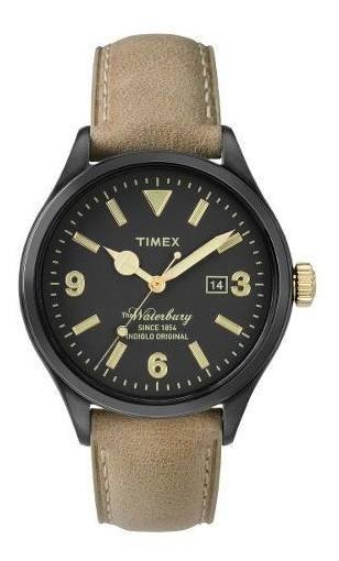 Reloj Timex Hombre Café Tw2p74900