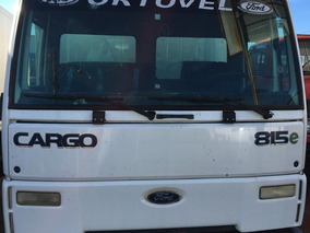 Ford Cargo 815 2006/2006 Baú
