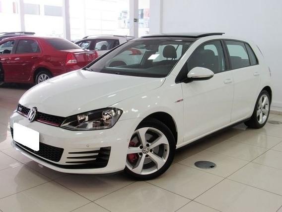 Volkswagen Golf Gti 2.0 Tsi Branco Turbo Gasolina 4p 2015