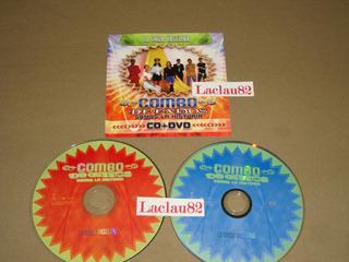 Onda Vaselina Combo De Exitos 2006 Univision Cd + Dvd