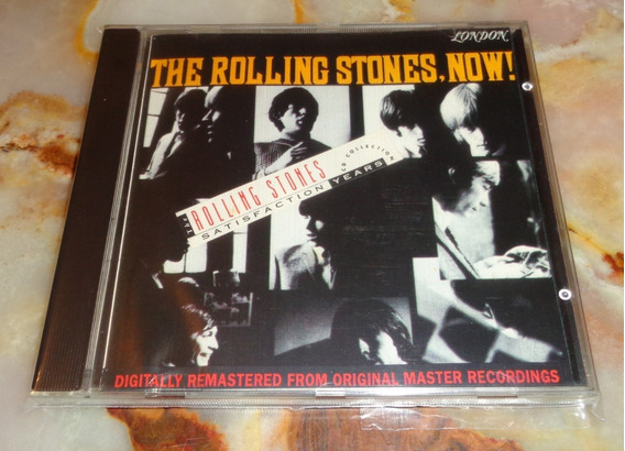 The Rolling Stones - Now! - Cd Brasil