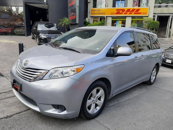 Toyota Sienna Le 3.5 Aut