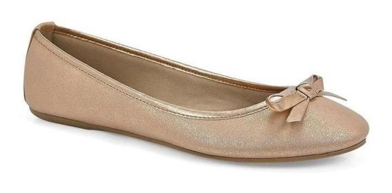 Zapato Dama Estilo Ballerina Hermosos, Súper Cómodos