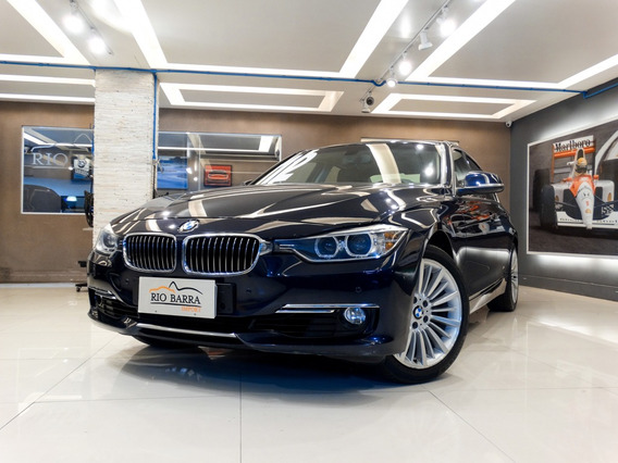 Bmw 328i Luxury 2015