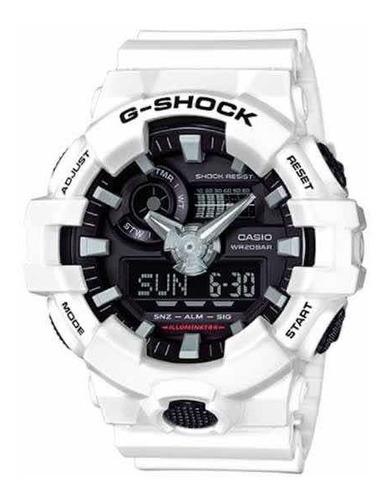 Relógio Casio G-shock Ga-700-7adr - Usado