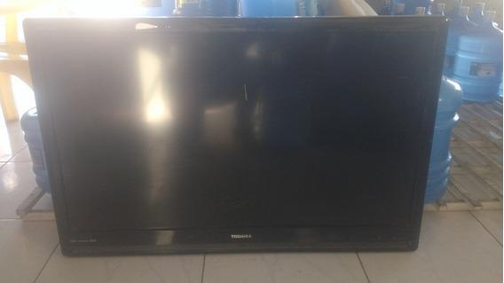 Tv Lcd 42 Toshiba * Tela Quebrada