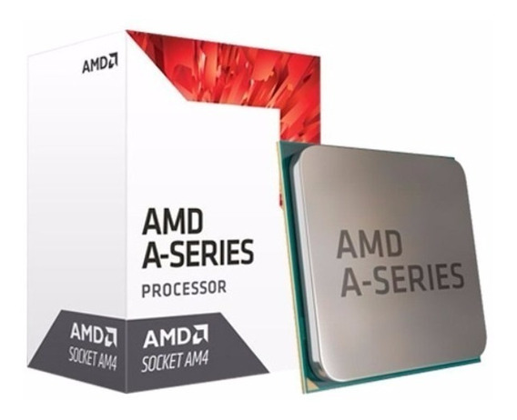 Processador Amd A8 9600 3.1ghz 2mb/l2 4c Radeon R7 Am4 Novo!