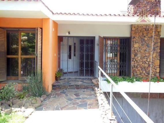 Casa Residencial À Venda, Três Figueiras, Porto Alegre. - Ca0249