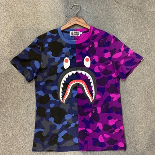 Bape Shark T Shirt