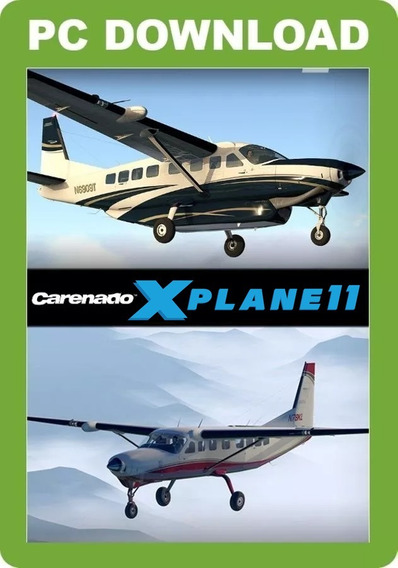 [xp11] Pack De Aeronaves Carenado Para X-plane 11