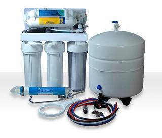 Equipo Purificador Filtro De Osmosis Inversa (6 Etapas)