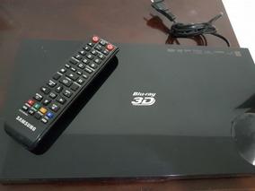 Dvd Blu Ray Samsung 3d Smart - Bd-f5500 Bivolt