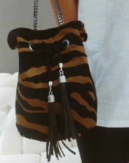 Mini Bags De Tecido, Exclusivas E Feitas A Mão