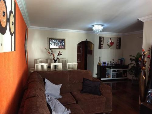 Apartamento À Venda, 90 M² Por R$ 565.000,00 - Santana (zona Norte) - São Paulo/sp - Ap8734