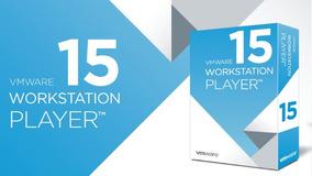Vmware Workstation Player V15.0.2 - Original Lançamento!