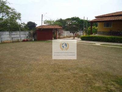 Chácara Com 4 Dormitórios À Venda, 1234 M² Por R$ 500.000 - Village Campinas - Campinas/sp - Ch0062