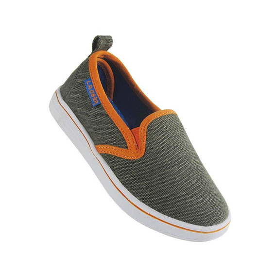 Zapatillas La Gear California Kids Green