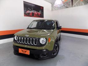 Jeep Renegade 1.8 Sport Flex 4p Automático