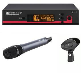 Microfone Sennheiser Ew135 G3 Ew 135g3 Ew135g3 12x S/ Juros